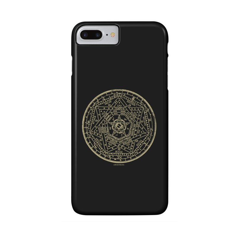 Synth Sigil Accessories Phone Case by angryblue's Artist Shop