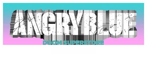Angryblue  Logo