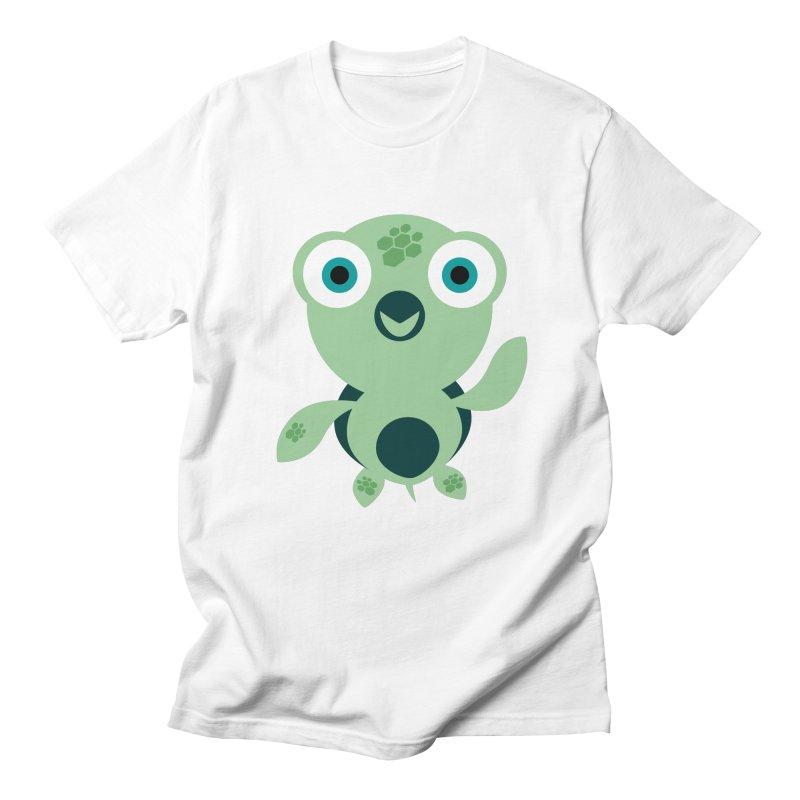 Honu Men's Regular T-Shirt by Angry Guppie Design's Artist Shop