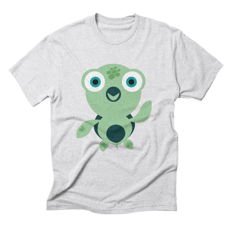 Honu Men's Triblend T-Shirt by Angry Guppie Design's Artist Shop