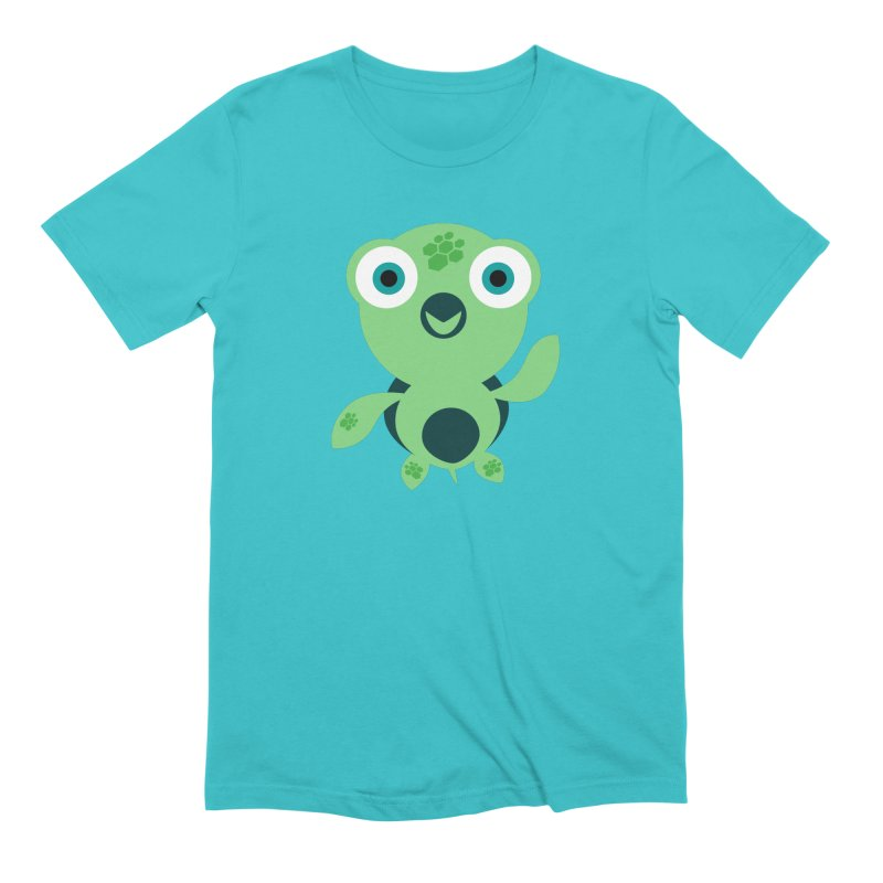 Honu Men's Extra Soft T-Shirt by Angry Guppie Design's Artist Shop