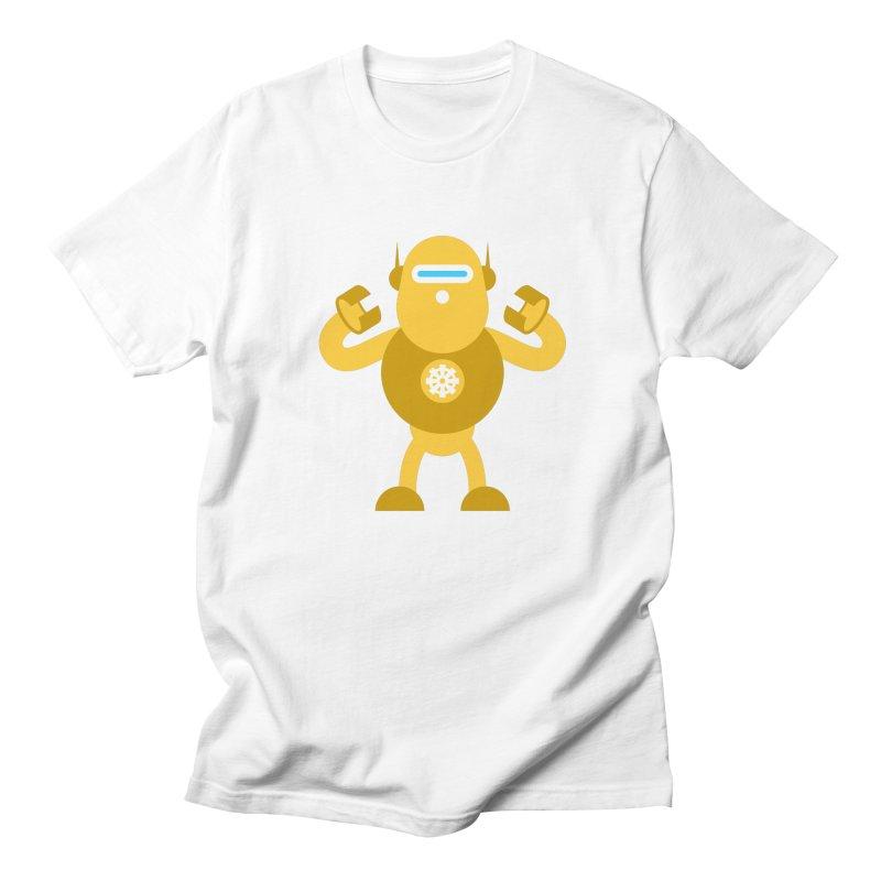 Mr Robot Men's Regular T-Shirt by Angry Guppie Design's Artist Shop