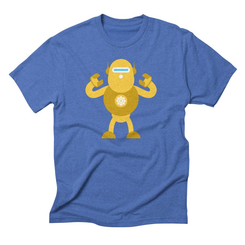 Mr Robot Men's T-Shirt by Angry Guppie Design's Artist Shop