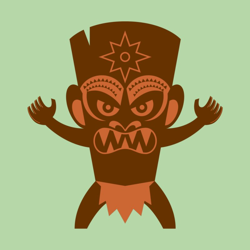 Tiki by Angry Guppie Design's Artist Shop