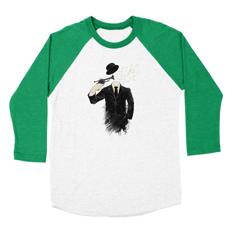 Blown Women's Baseball Triblend Longsleeve T-Shirt by Angrymonk