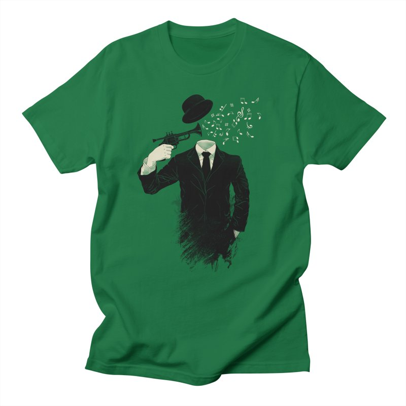 Blown Men's T-shirt by Angrymonk