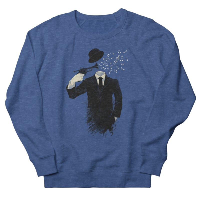 Blown Women's French Terry Sweatshirt by Angrymonk