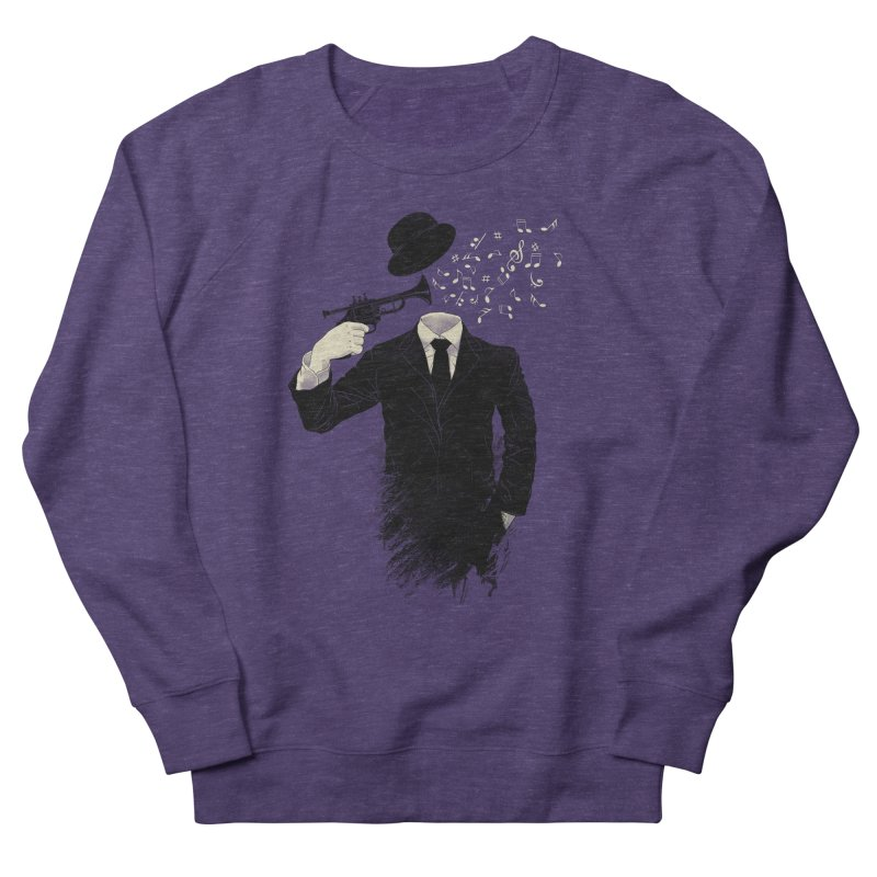 Blown Men's French Terry Sweatshirt by Angrymonk