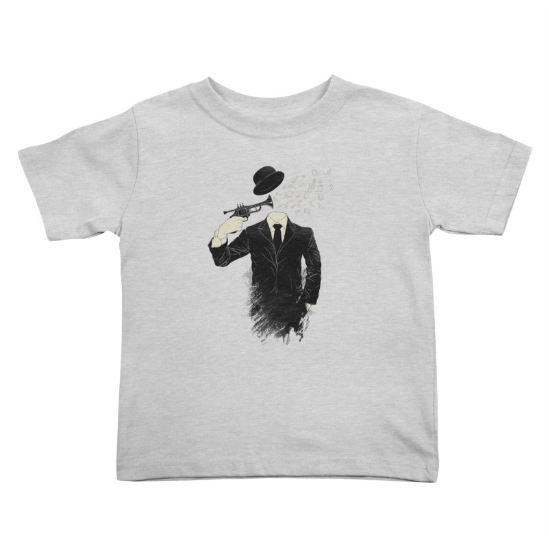 Blown Kids Toddler T-Shirt by Angrymonk