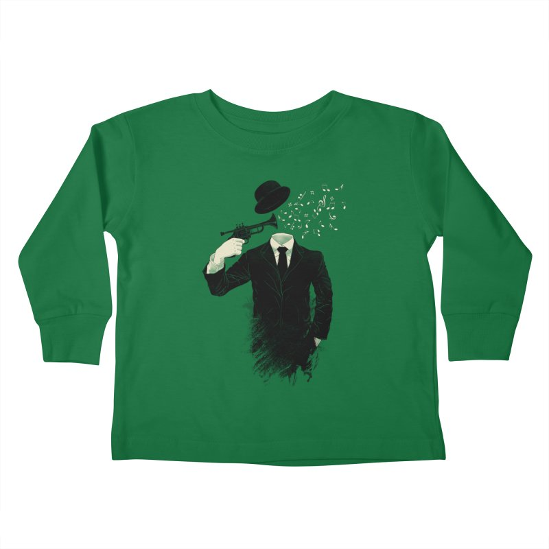 Blown Kids Toddler Longsleeve T-Shirt by Angrymonk