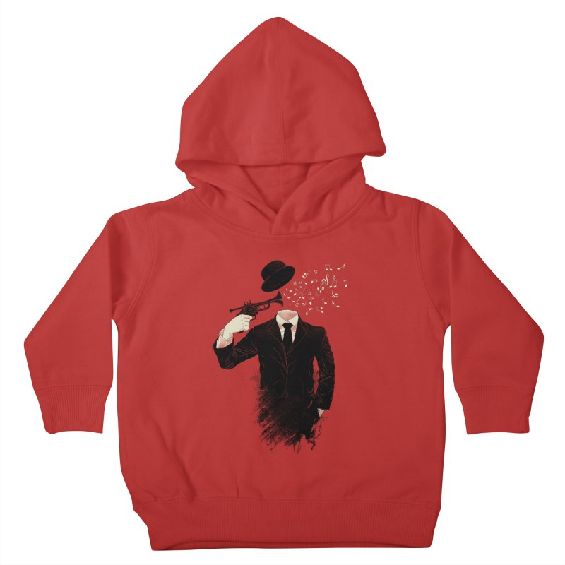 Blown Kids Toddler Pullover Hoody by Angrymonk