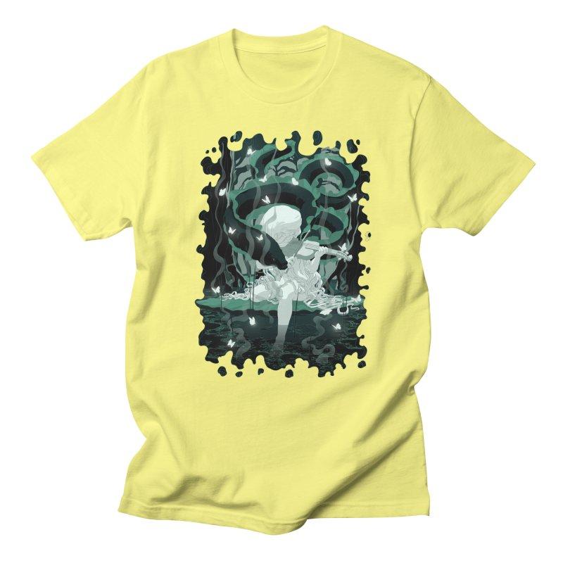 Serenata Men's Regular T-Shirt by Angrymonk