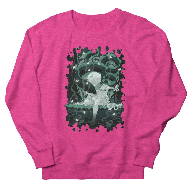 Serenata Women's Sweatshirt by Angrymonk