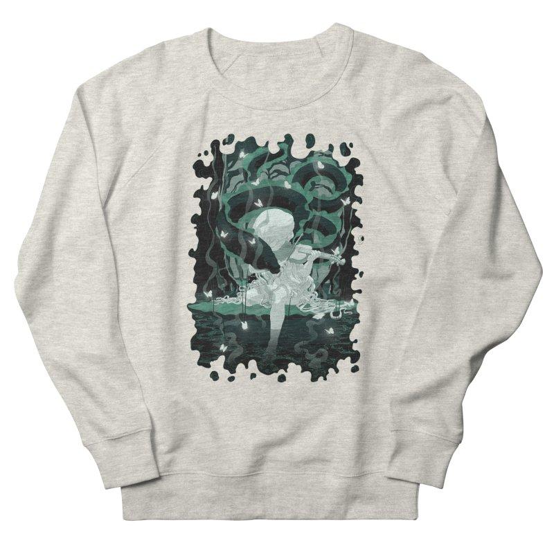 Serenata Women's French Terry Sweatshirt by Angrymonk