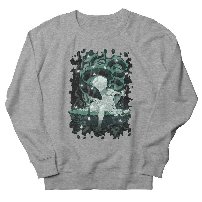 Serenata Men's Sweatshirt by Angrymonk