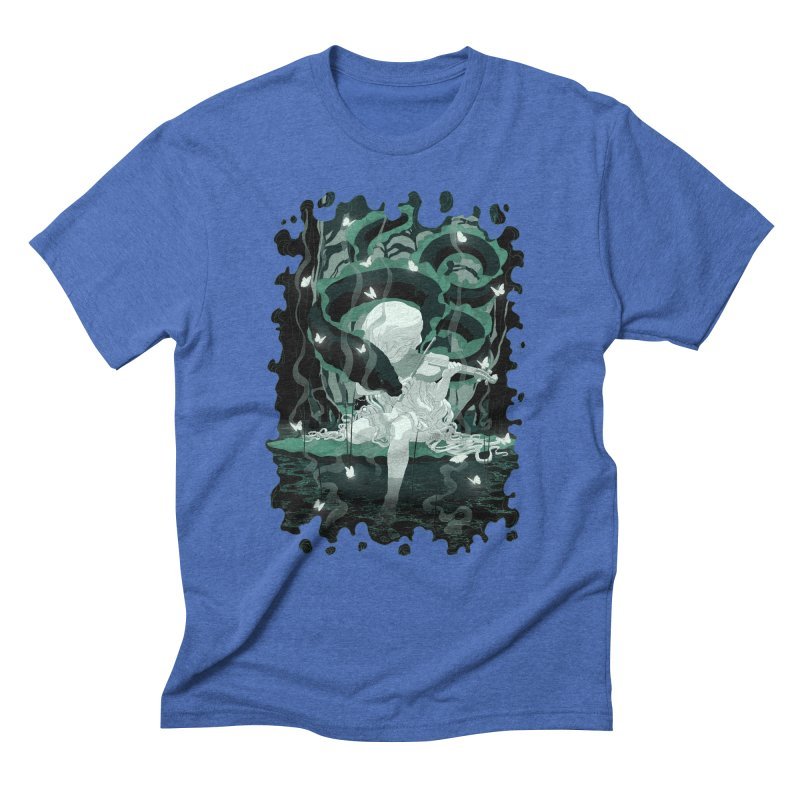 Serenata Men's T-Shirt by Angrymonk