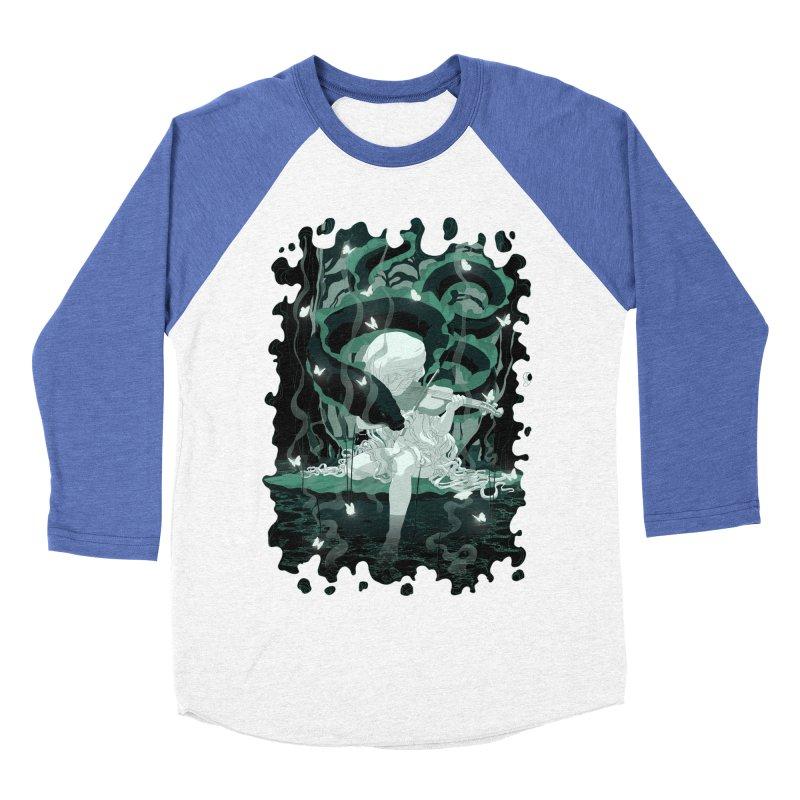 Serenata Women's Baseball Triblend Longsleeve T-Shirt by Angrymonk