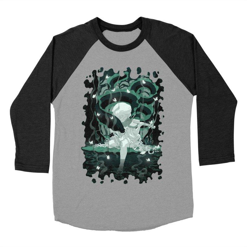 Serenata Women's Baseball Triblend T-Shirt by Angrymonk