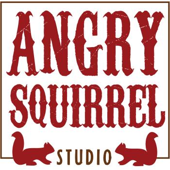 Angry Squirrel Studio Logo