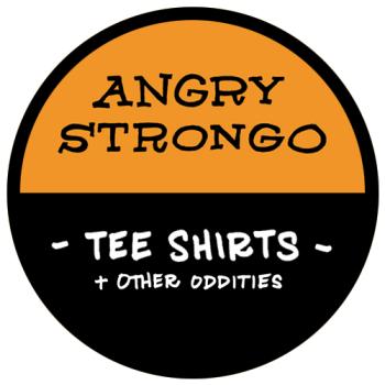 angrystrongo Logo