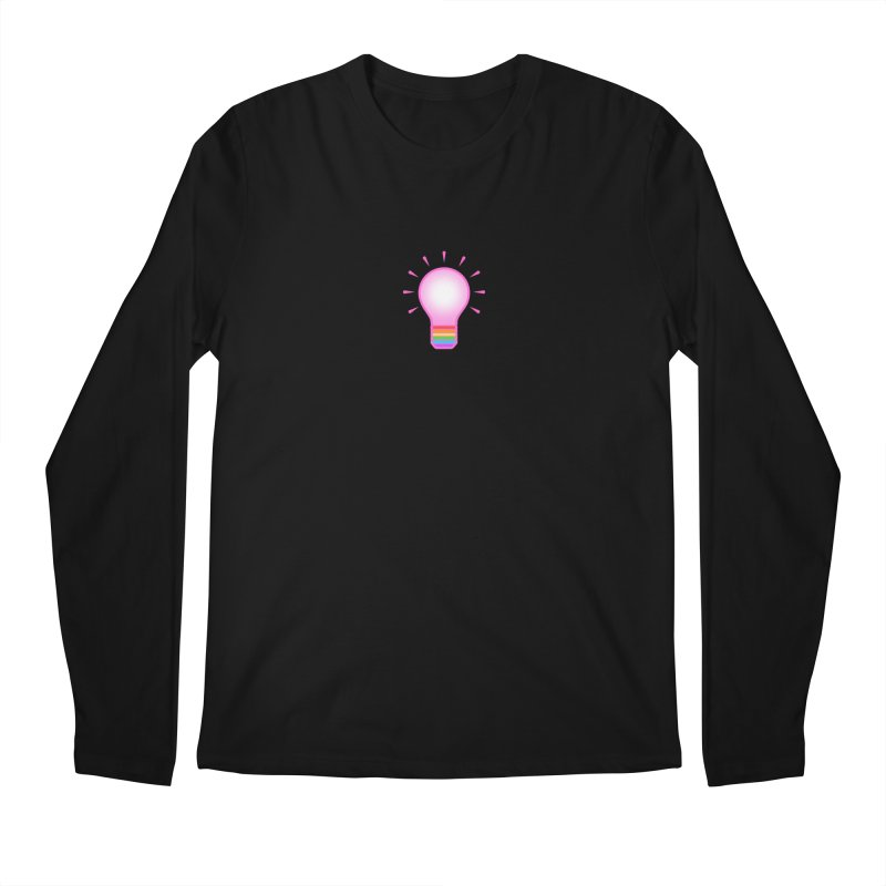 A GAY IDEA Men's Regular Longsleeve T-Shirt by an idle robot