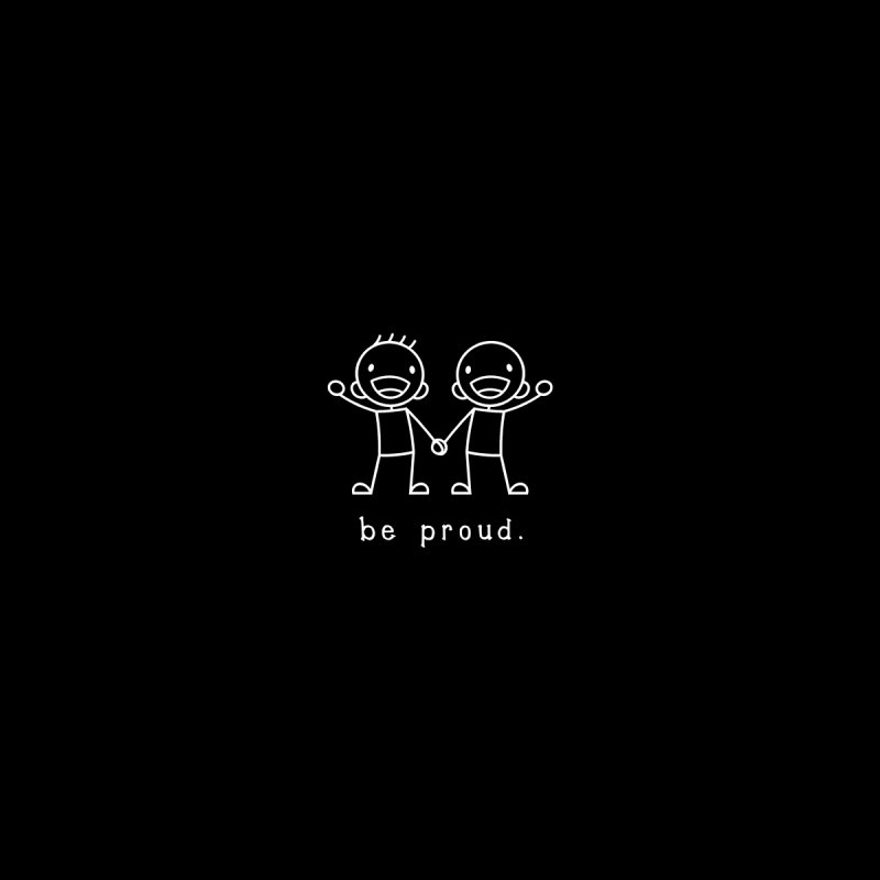BE PROUD Women's T-Shirt by an idle robot
