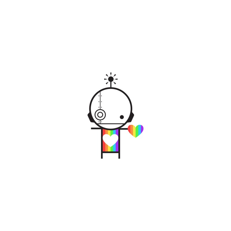 PRIDE SHARE by an idle robot