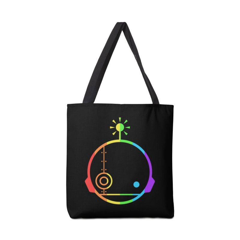 AN IDLE ROBOT PRIDE Accessories Tote Bag Bag by an idle robot