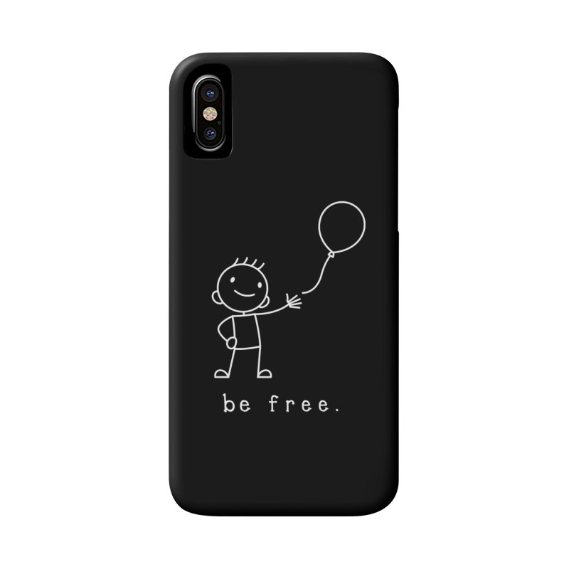 BE FREE Accessories Phone Case by an idle robot