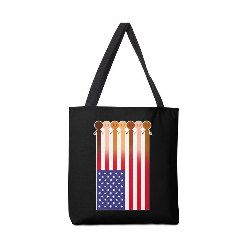 WE THE PEOPLE Accessories Tote Bag Bag by an idle robot