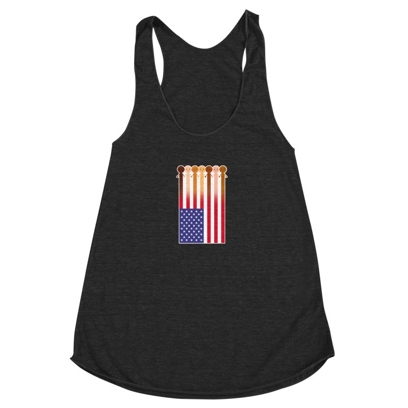 WE THE PEOPLE Women's Tank by an idle robot