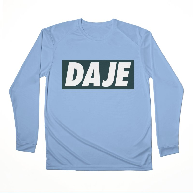 DAJE (black label) Men's Longsleeve T-Shirt by Animalanima