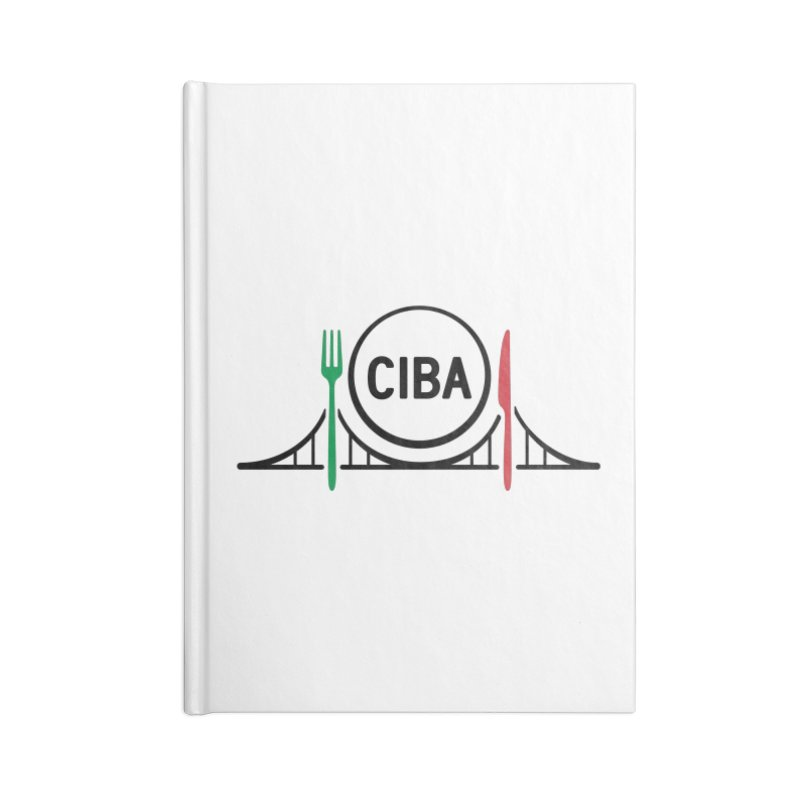 CIBA Accessories Blank Journal Notebook by Animalanima Shop