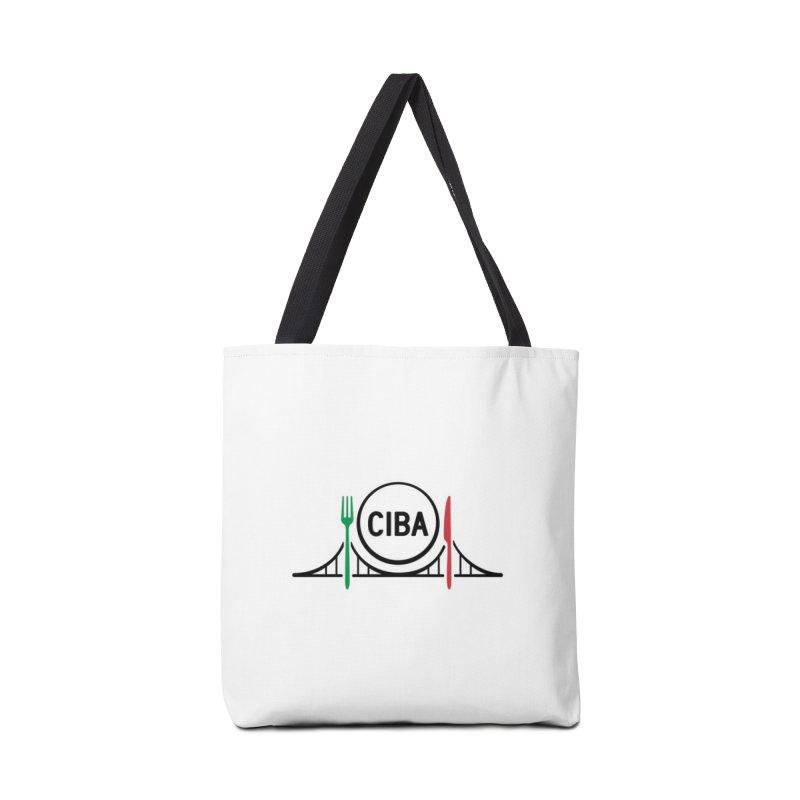 CIBA Accessories Tote Bag Bag by Animalanima Shop