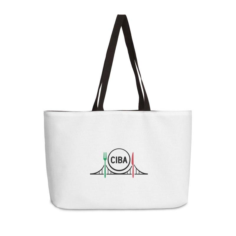 CIBA Accessories Weekender Bag Bag by Animalanima Shop