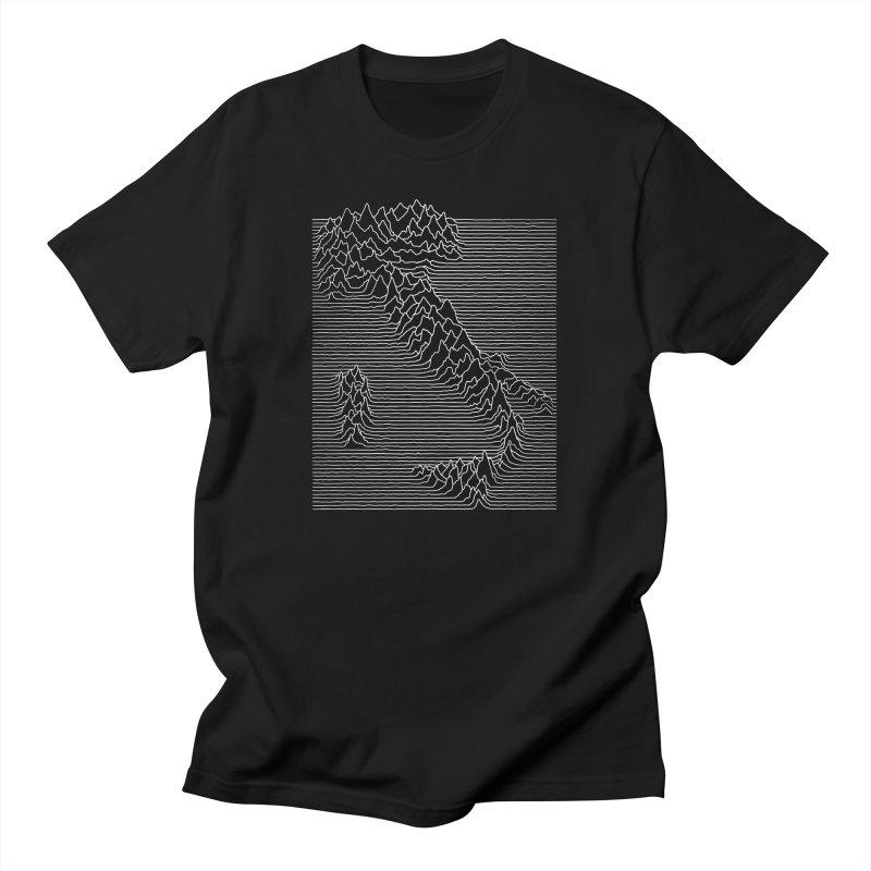 Italian Vibes Men's T-Shirt by Animalanima