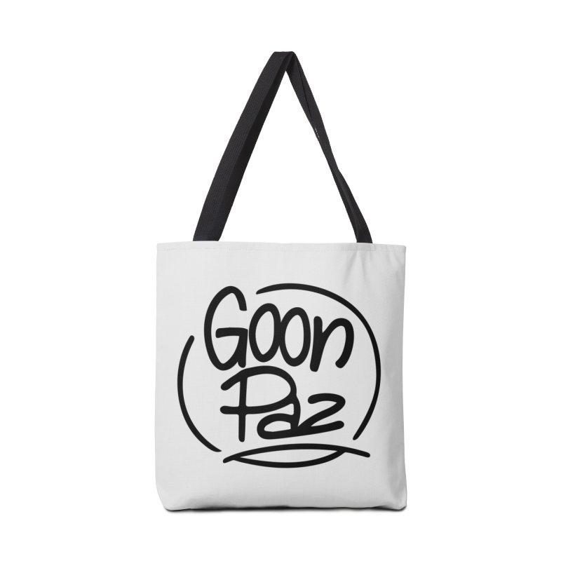 Goonpaz Merch Accessories Tote Bag Bag by Animalanima Shop