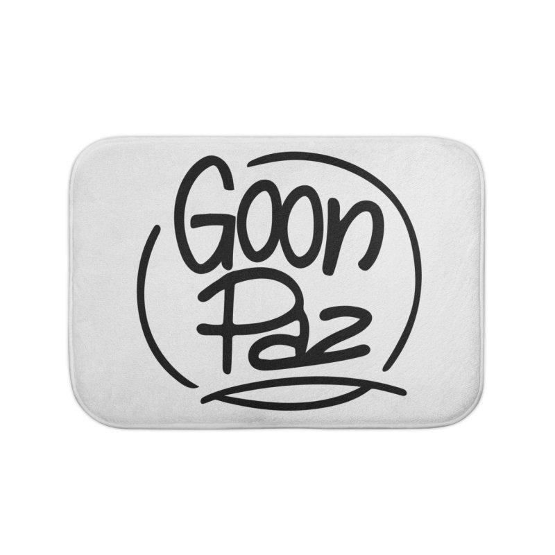 Goonpaz Merch Home Bath Mat by Animalanima Shop