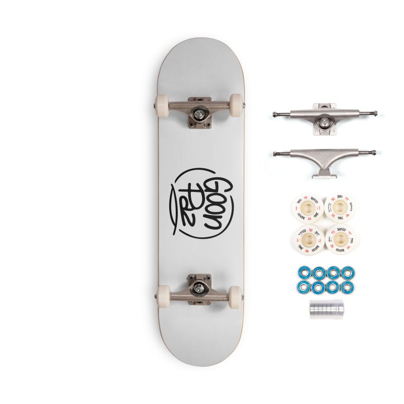 Goonpaz Merch Accessories Complete - Premium Skateboard by Animalanima Shop