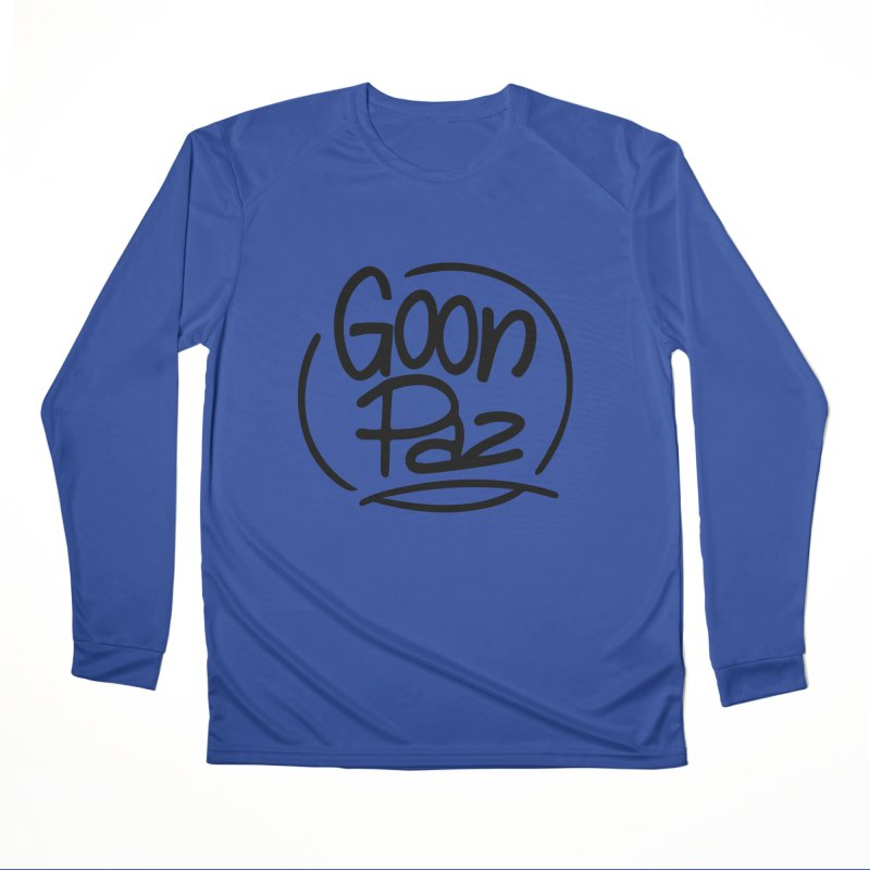 Goonpaz Merch Men's Performance Longsleeve T-Shirt by Animalanima Shop