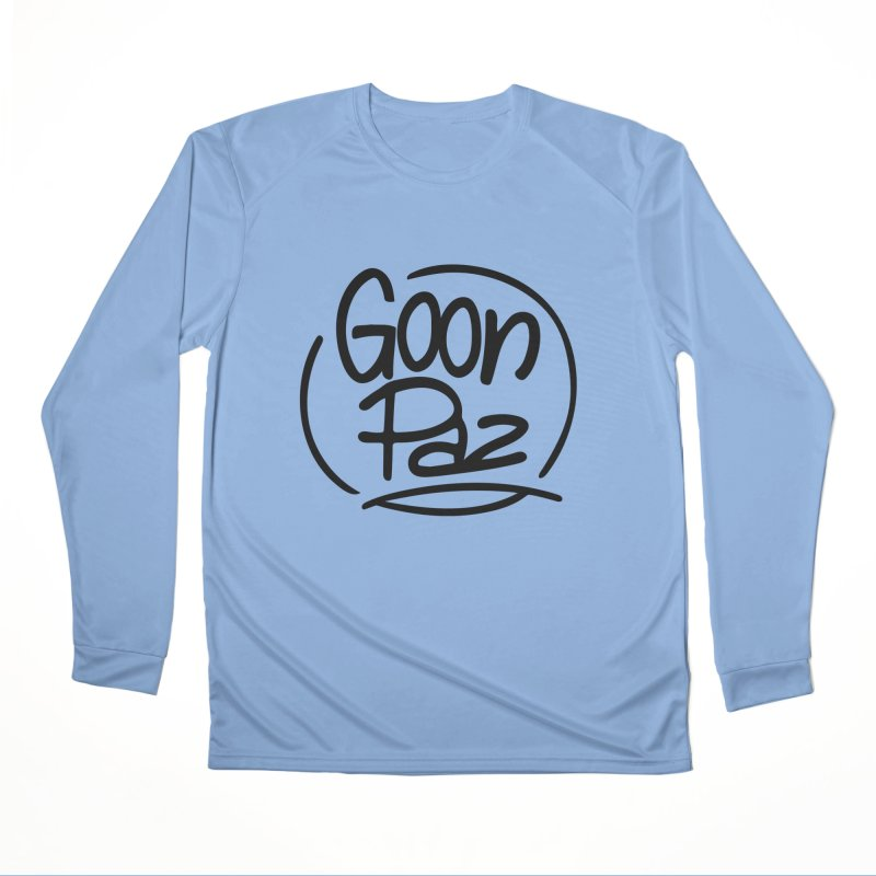 Goonpaz Merch Men's Longsleeve T-Shirt by Animalanima