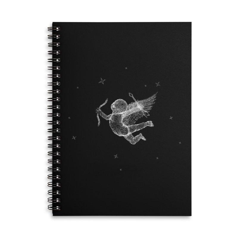 Biblical Drones Accessories Notebook by Animalanima
