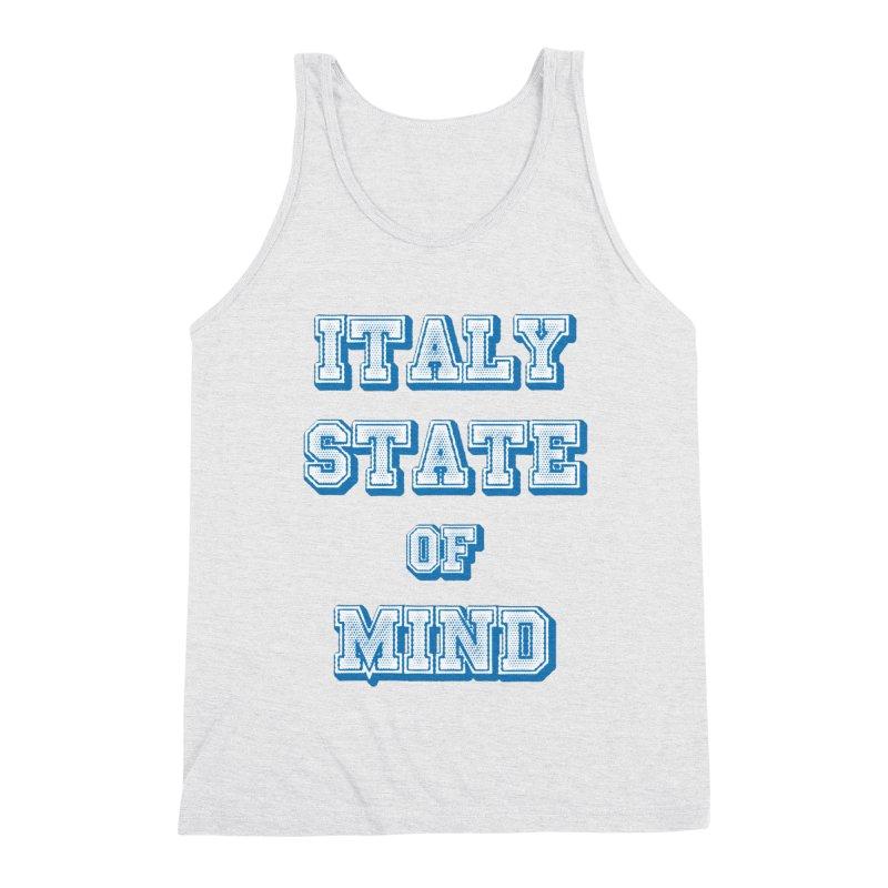 ITALY STATE OF MIND Men's Tank by Animalanima