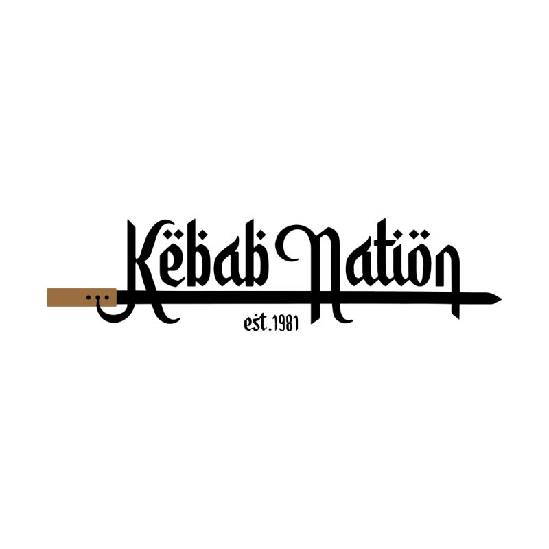Kebab Nation Men's T-Shirt by Animalanima