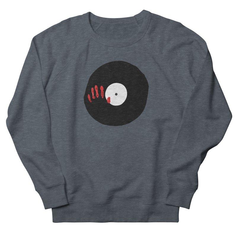 Fingerz Men's French Terry Sweatshirt by Animalanima Shop