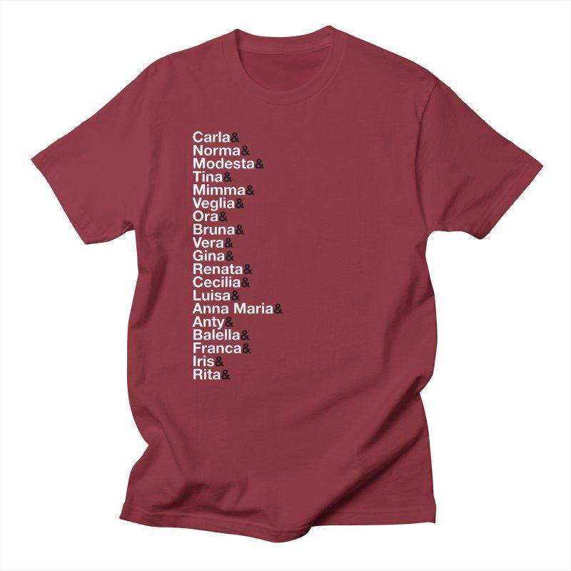 Donne della Resistenza Men's Regular T-Shirt by Animalanima Shop