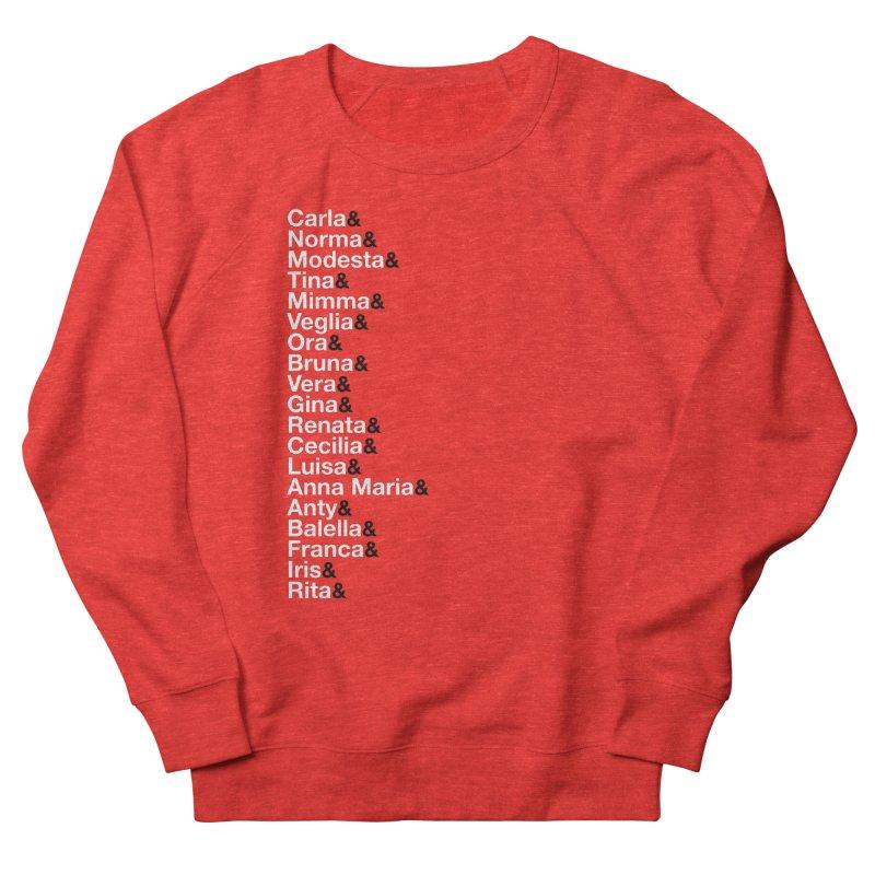 Donne della Resistenza Women's Sweatshirt by Animalanima