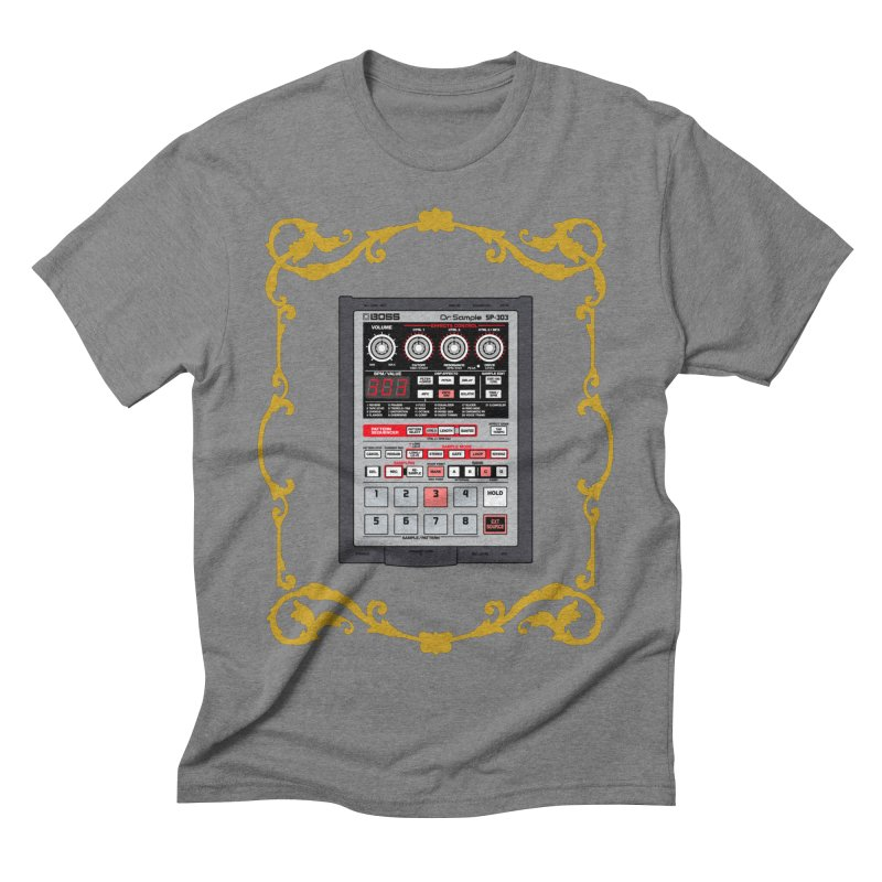SP303 Men's Triblend T-Shirt by Animalanima Shop