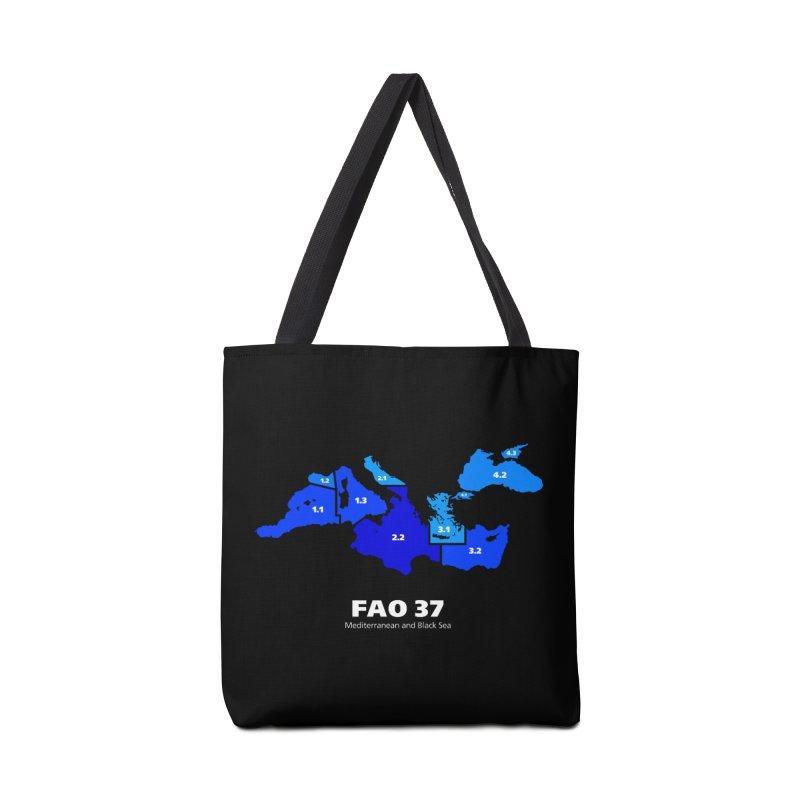 Mediterranean - FAO37 Accessories Tote Bag Bag by Animalanima Shop
