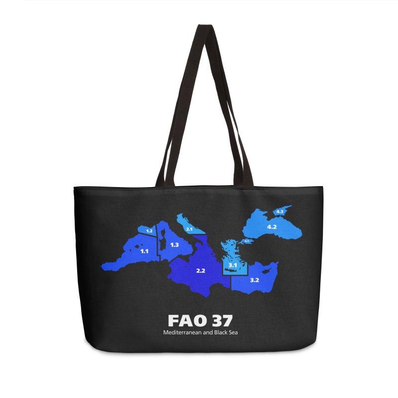 Mediterranean - FAO37 Accessories Weekender Bag Bag by Animalanima Shop